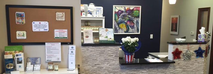 Chiropractic Greenwood IN Front Desk